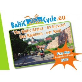 The Baltic States - by bicycle!