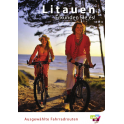 Lithuania - selected bicycle routes (GERMAN version)