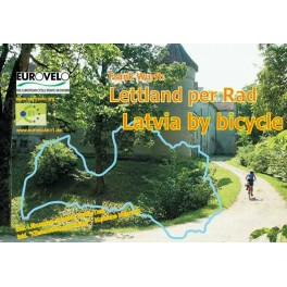 Latvia by bicycle! (pdf for DOWNLOAD) DIGITAL VERSION