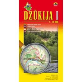 SouthLT Dzukija NP + Druskininkai (Western Part)